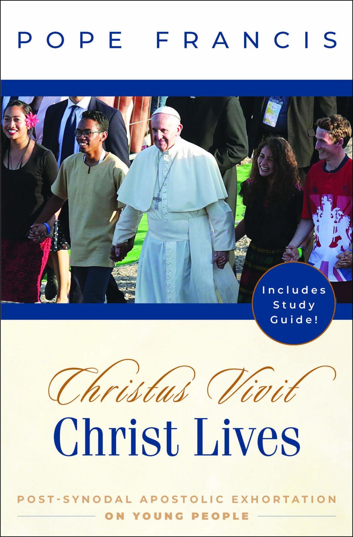 The Word Among Us Press Christ Lives: Christus Vivit: Post-Synodal Apostolic Exhortation on Young People