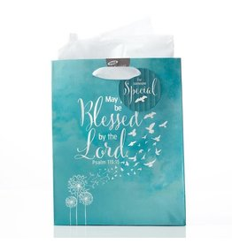 Christian Art Gifts May You Be Blessed Medium Gift Bag