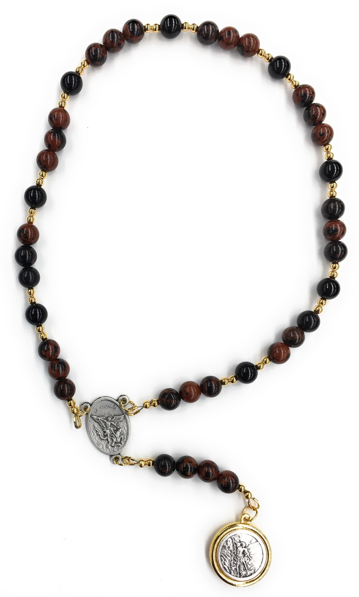 Artisan Jewelry Rosaries St. Michael Chaplet