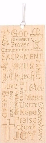 Roman, Inc First Communion Bookmark (Carded)