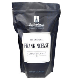 Cathedral Candle Co. 1lb Bag of Frankincense Incense
