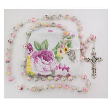 McVan 8mm Marbeline Rosary