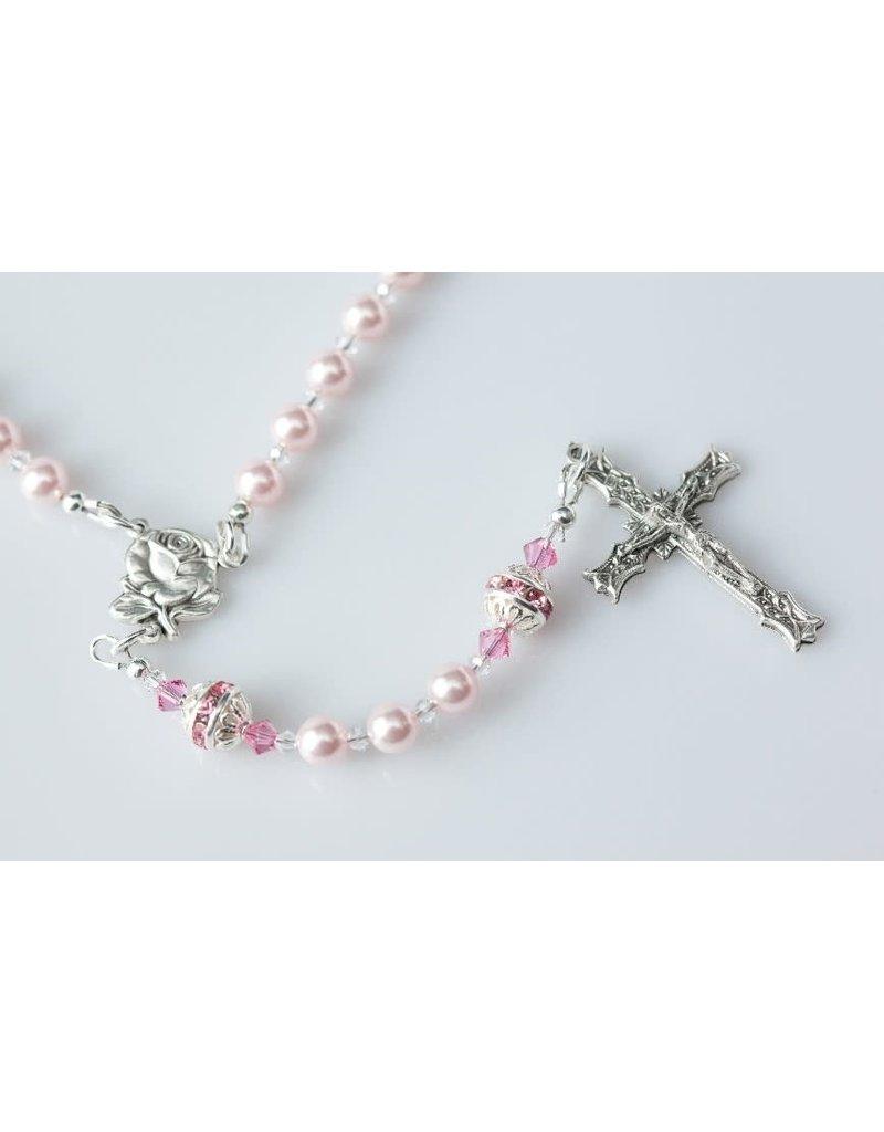 Artisan Jewelry Rosaries Queen of Heaven Rosary
