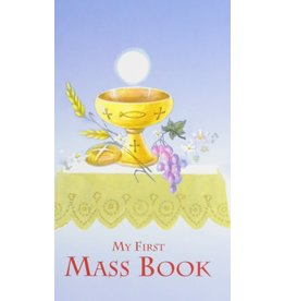 Catholic Book Publishing Corp First Mass Book, My First Eucharist Edition
