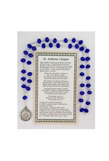 McVan St. Anthony Chaplet with Card