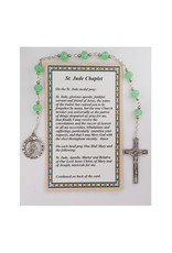 McVan St. Jude Chaplet with Card