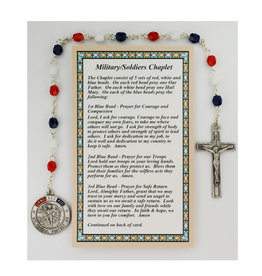 McVan Military Chaplet with Card