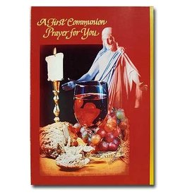 The Printery House A First Communion Prayer