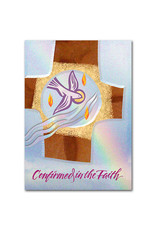 The Printery House Confirmed in the Faith Confirmation Card
