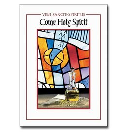 The Printery House Come Holy Spirit Confirmation Card