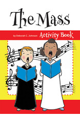 Christian Brands Aquinas Kids Activity Book - The Mass