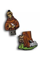 Deo Gratias 8GB Flash Drive