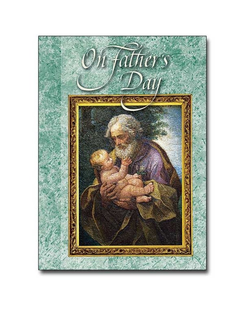 """The Printery House """"On Father's Day"""" Father's Day Card"""