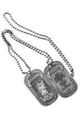 Symbol Arts St. Christopher Dog Tag