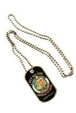 Symbol Arts Put on the Armour of God Dog Tag
