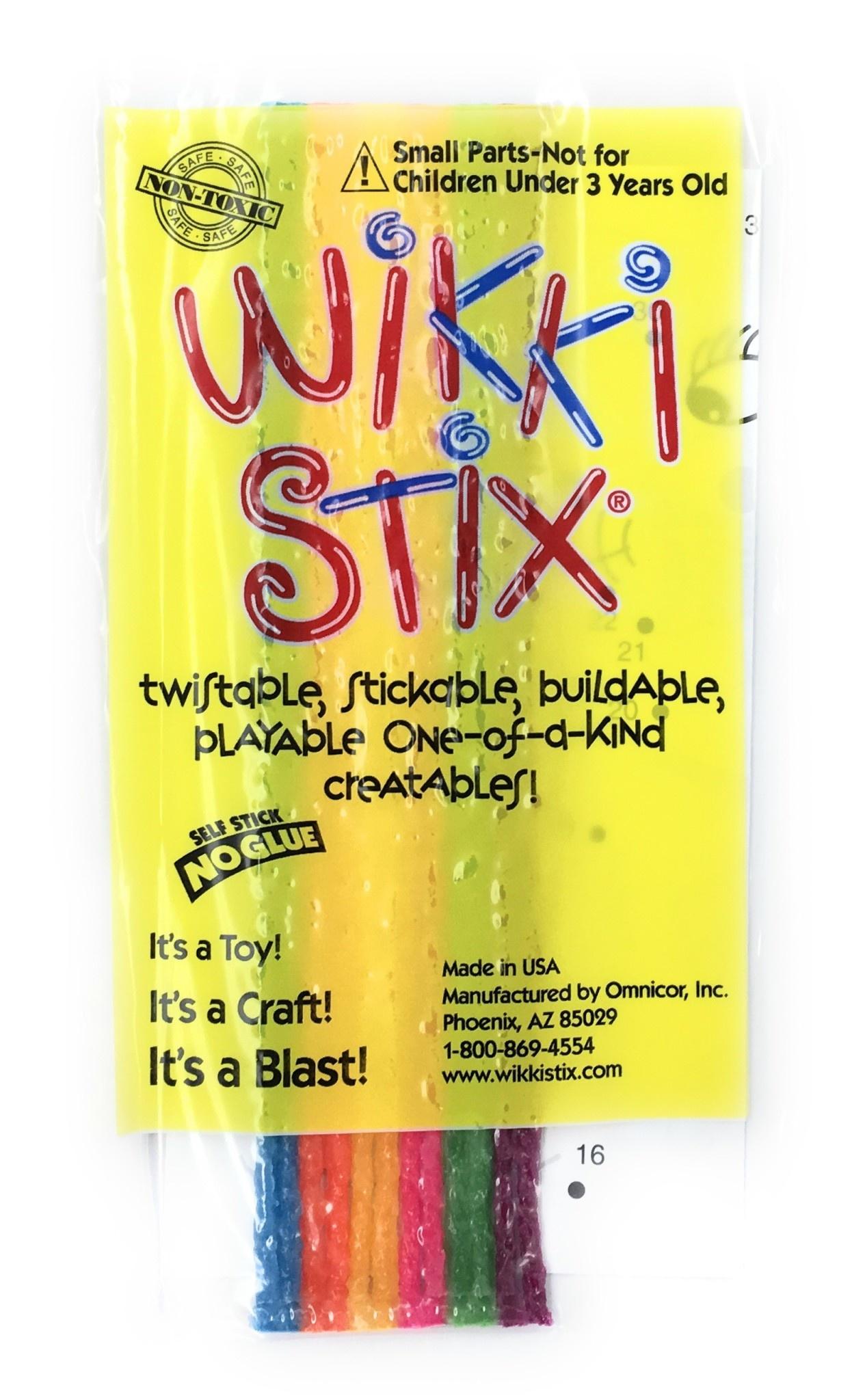 Wikki Stix Wikki Stix Pak