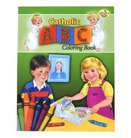 Catholic Book Publishing Corp Catholic ABC Coloring Book