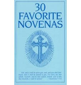 Tan Books Thirty Favorite Novenas