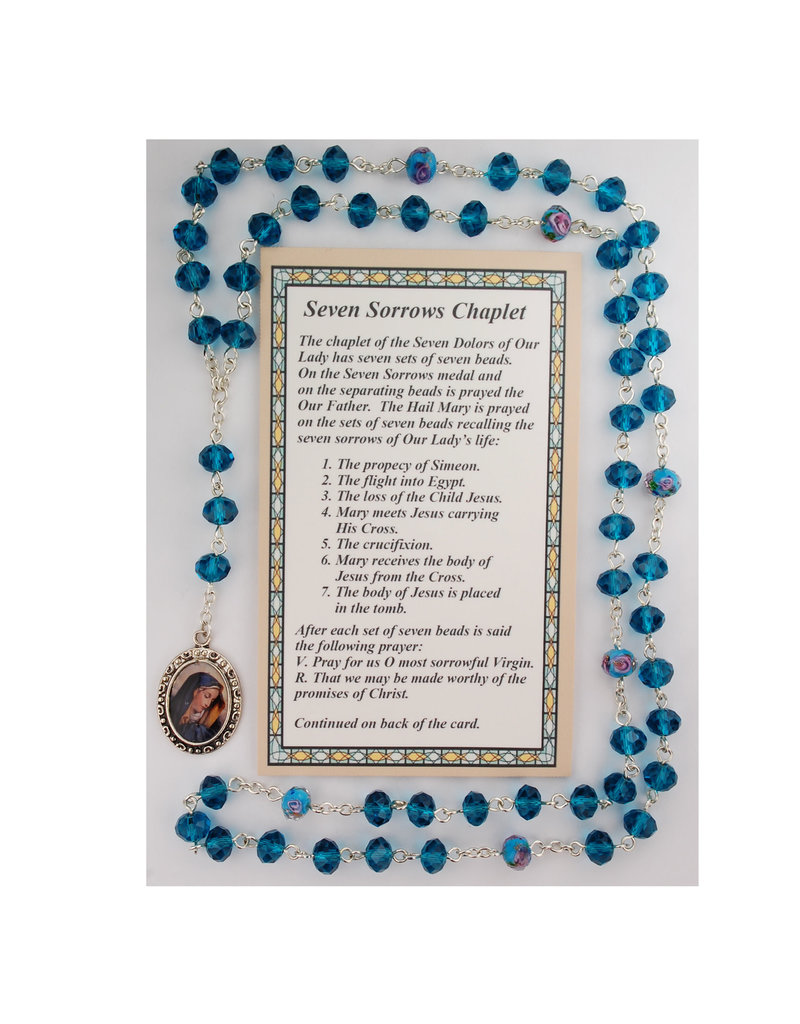 McVan Our lady of Sorrows Chaplet