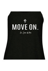 Pio Prints Move On, St. Joan of Arc, Tank (Large)