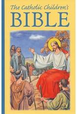 Regina Press Malhame & Company Catholic Children's Bible-Hardcover