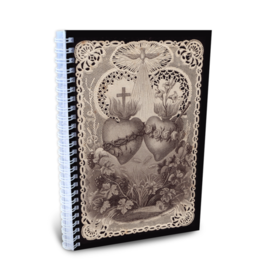 Full of Grace USA Sacred Heart/Immaculate Heart Writing Journal
