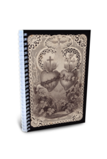Full of Grace USA Sacred Heart/Immaculate Heart Writing Journal