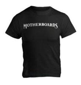 Motherboards Motherboards Black T Shirt Extra Large