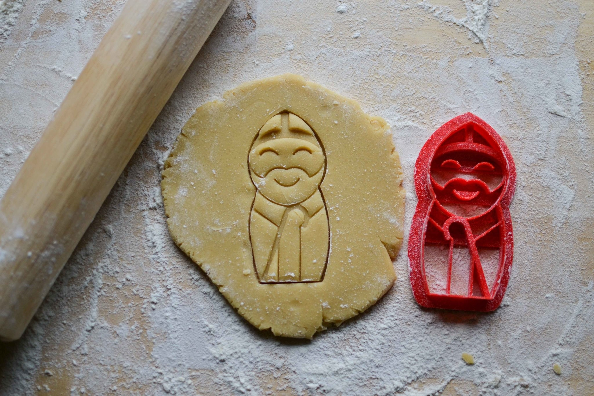 Catholic Curio Bishop Cookie Cutter