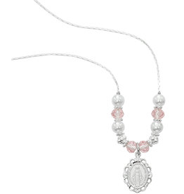 "McVan 18""-20"" Miraculous Medal Necklace"