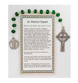 McVan St. Patrick Chaplet with Card
