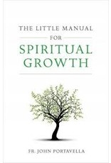 Sophia Institute Press The Little Manual for Spiritual Growth