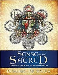 Our Sunday Visitor Sense of the Sacred: A Coloring Book for Young Illuminators