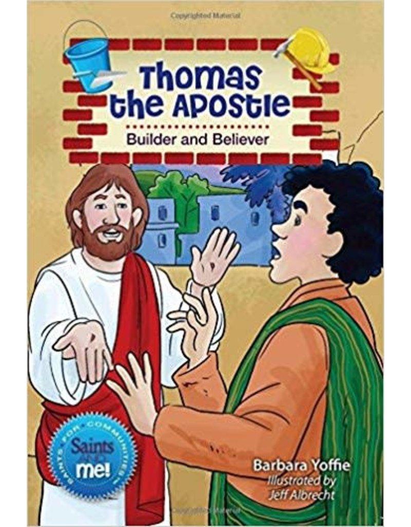 Liguori Publications Thomas the Apostle: Builder and Believer