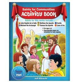 Liguori Publications Saints for Communities Activity Book