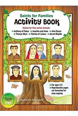 Liguori Publications Saints for Families Activity Book
