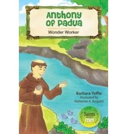 Liguori Publications Anthony of Padua: Wonder Worker