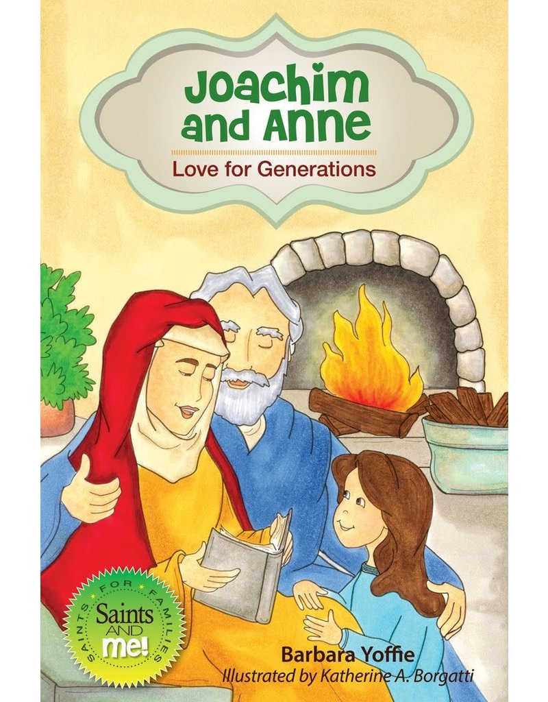 Liguori Publications Joachim and Anne: Love for Generations