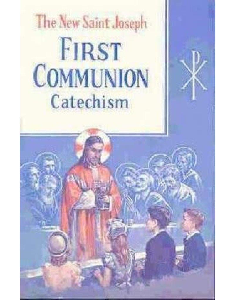 Catholic Book Publishing Corp New St. Joseph First Communion Catechism (Grades 1-2)