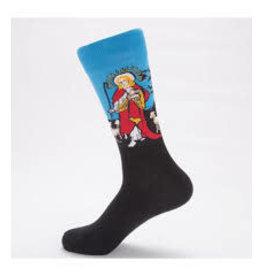 Haining Kangyl Knitting Co. Jesus the Good Shepherd Socks