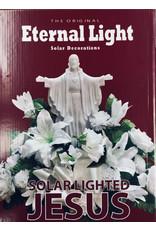Eternal Light Heart Of Jesus Solar Light