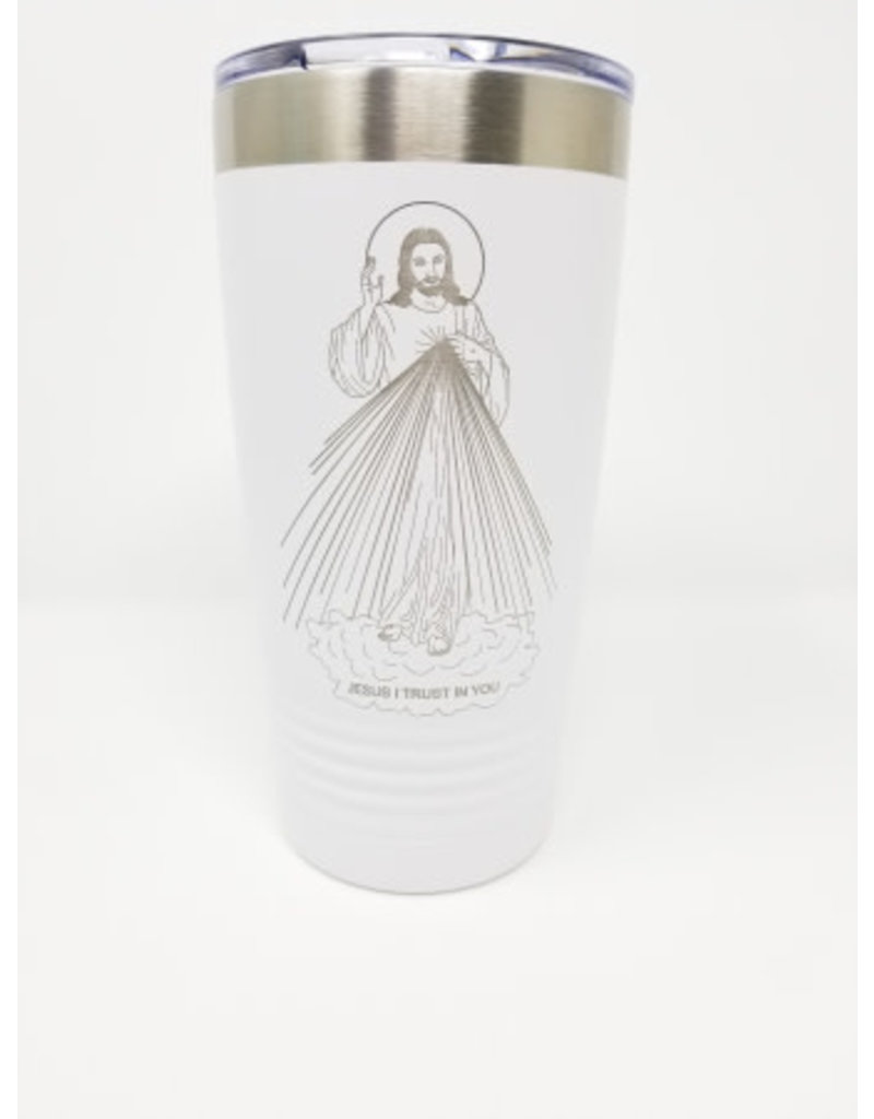 Joseph's Workshop Divine Mercy Tumbler