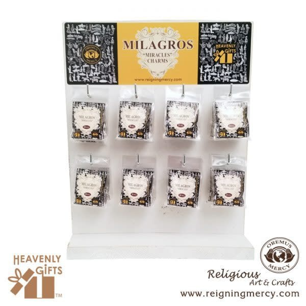 Oremus Mercy Milagros (Miracles) Charms