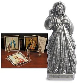 Christian Brands Divine Mercy Pocket Statue
