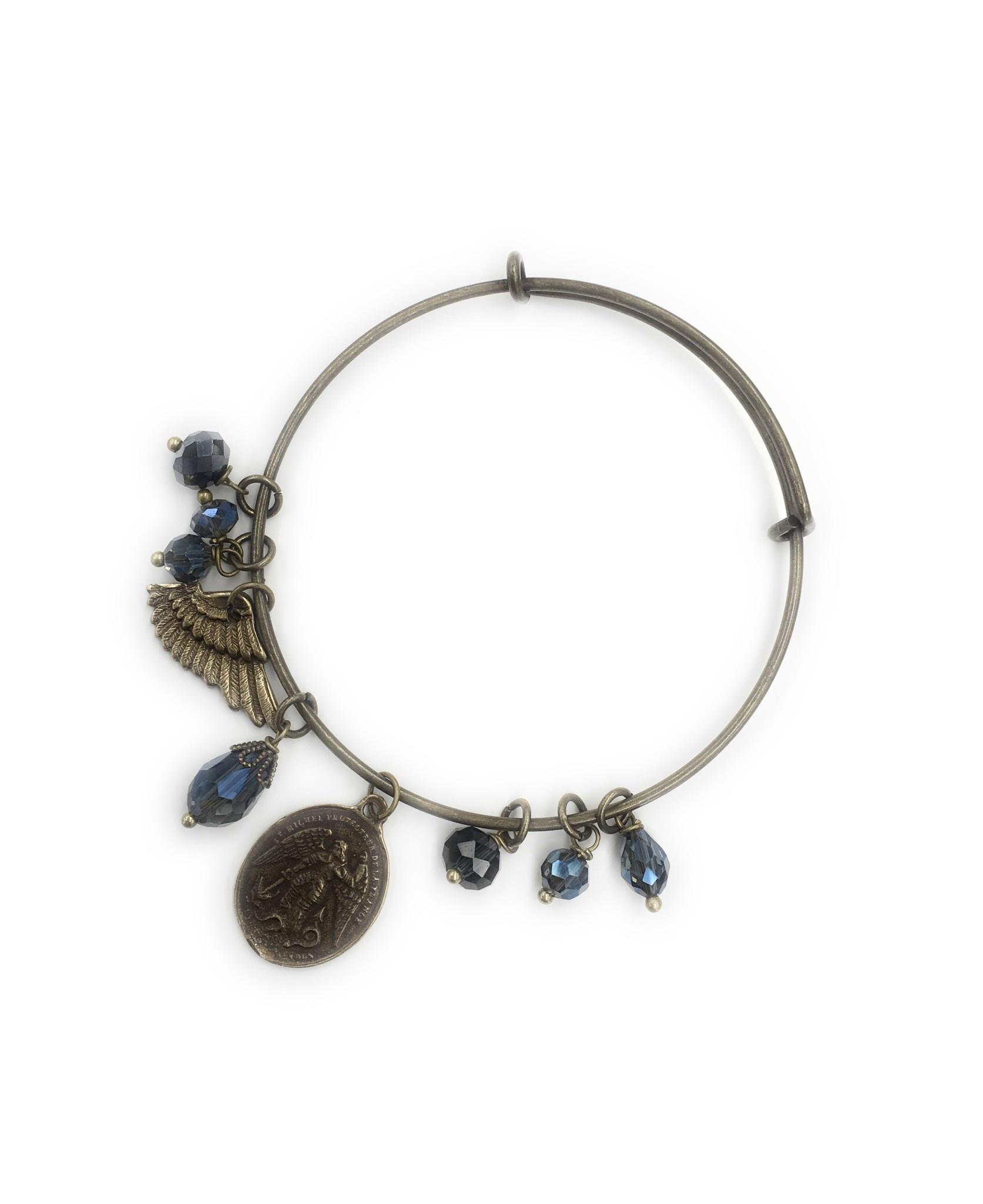 Gail's Design St. Michel Bangle Bracelet