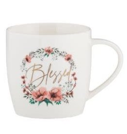 Christian Brands Every Day Grace Blessed Cafe Mug