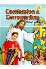 Spring Arbor Confession and Communion Coloring Book