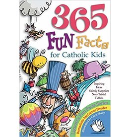 Spring Arbor 365 Fun Facts for Catholic Kids