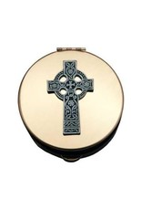 Cathedral Art Celtic Cross Pyx Size 1