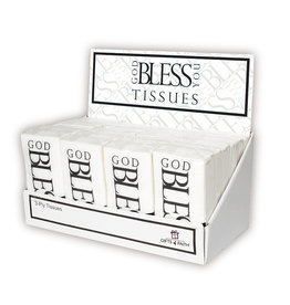 Christian Brands God Bless You Tissues